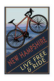 New Hampshire - Live Free and Ride - Mountain Bike