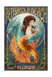 Pensacola  Florida - Mermaid