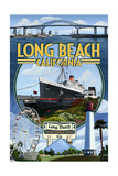 Long Beach  California - Montage 3
