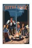 Estes Park  Colorado - Cowboy Campfire Story Telling