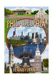 Philadelphia  Pennsylvania - Montage