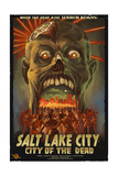 Salt Lake City  Utah - City of the Dead