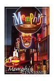 Memphis  Tennessee - Beale Street