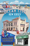 Ocean City  New Jersey - Montage