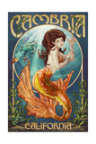 Cambria  California - Mermaid
