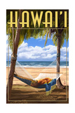 Hammock Scene - Hawaii