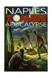 Naples  Florida - Zombie Apocalypse