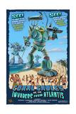 Coral Gables  Florida - Coral Gables vs Atlantean Invaders