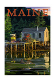 Maine - Lobster Shack