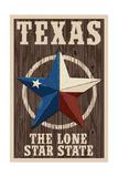 Texas - Barn Star