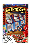 Atlantic City - Casino Scene