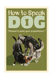 How to Speak Dog - Greeting