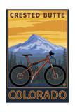 Crested Butte  Colorado - Mountain Bike Scene