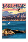 Lake Mead - National Recreation Area - Lake View