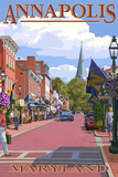 Annapolis  Maryland - Street View