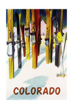 Colorado - Colorful Skis