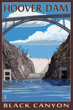Hoover Dam - Black Canyon