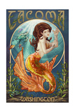Tacoma  Washington - Mermaid