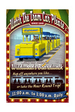 Wildwood  New Jersey - Tram Car Sign