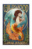 Wildwood  New Jersey - Mermaid