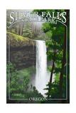 Silver Falls State Park  Oregon - South Falls