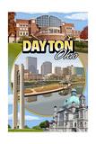 Dayton  Ohio - Montage Scenes