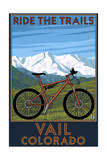 Vail  Colorado - Ride the Trails  Mountain Bike