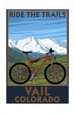 Vail  Colorado - Ride the Trails  Mountain Bike