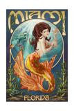 Miami  Florida - Mermaid