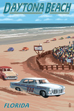 Daytona Beach  FL - Daytona Beach Racing Scene