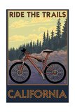 California - Mountain Bike Scene