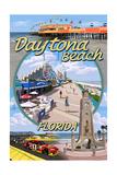 Daytona Beach  FL - Daytona Beach Montage
