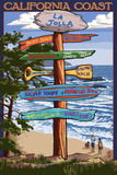 La Jolla  California - Signpost Destinations