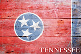Tennessee - State Flag