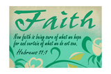 Hebrews 11:1 - Inspirational