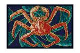 King Crab - Mosaic
