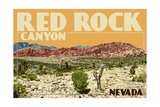 Red Rock Canyon - Las Vegas  Nevada