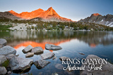Kearsarge Lakes - Kings Canyon National Park  California