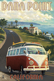 Dana Point  California - VW Coastal