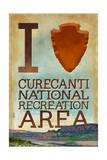 I Heart Curecanti National Recreation Area