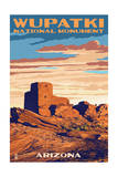 Wupatki National Monument  Arizona