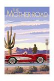 Route 66 - Corvette