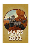 Mars or Bust 2032