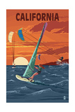 California - Wind Surfing