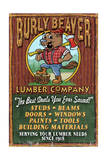 Beaver Lumber - Vintage Sign