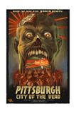Pittsburgh  Pennsylvania - Zombie Day of the Dead