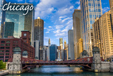 Chicago  Illinois - City and River