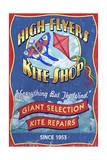Kite Shop - Vintage Sign
