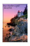 Maine - Bass Harbor Light
