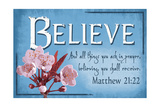Matthew 21:22 - Inspirational